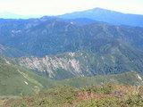 二ツ石コースと月山