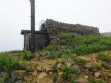 刈田岳避難小屋を通過して・・・