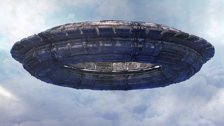 宇宙人の宇宙船