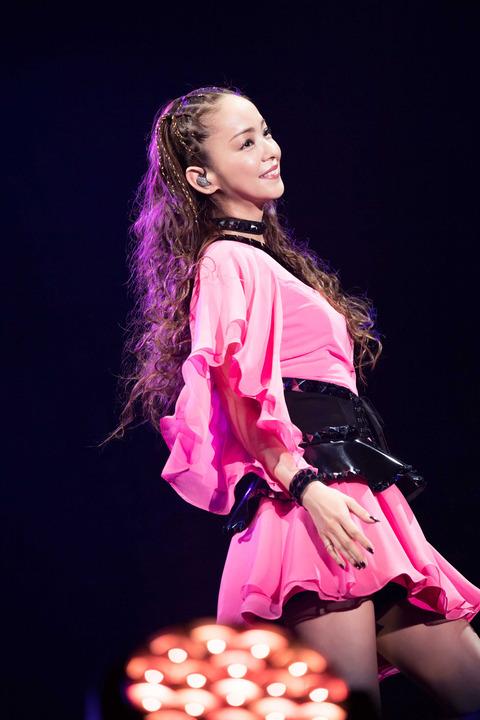 安室奈美恵:アジアツアーが台湾で幕 残すは東京ドーム2days