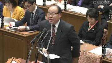 【ブーメラン】民進党・福田昭夫が森友問題を追及→麻生大臣に野田中央公園の件を出されて「そ、それはおかしい」と動揺…動画あり