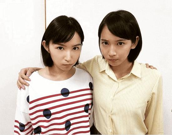 【画像】吉岡里帆、「まるで双子みたい?」徳永えりとの激似2ショットに驚きの声