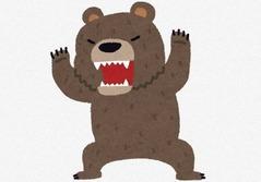 とっさに繰り出したパンチでクマ撃退