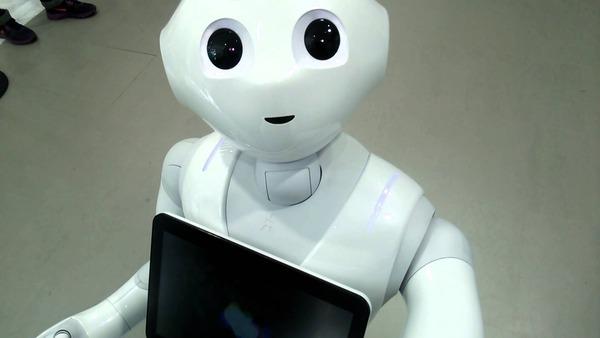 【悲報】ペッパー君、クソアホロボットだった