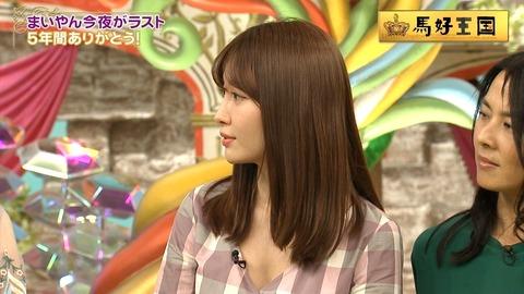 【悲報】小嶋陽菜の鼻がヤバイ・・・
