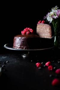 ワイ、深夜にも関わらずケーキを焼いてしまうwwwwwwwwwwwww