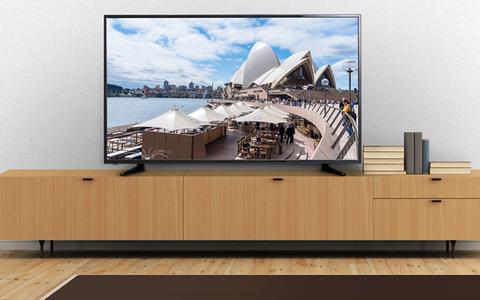 ゲオ、日本最安の4K対応50型液晶テレビを49800円で販売
