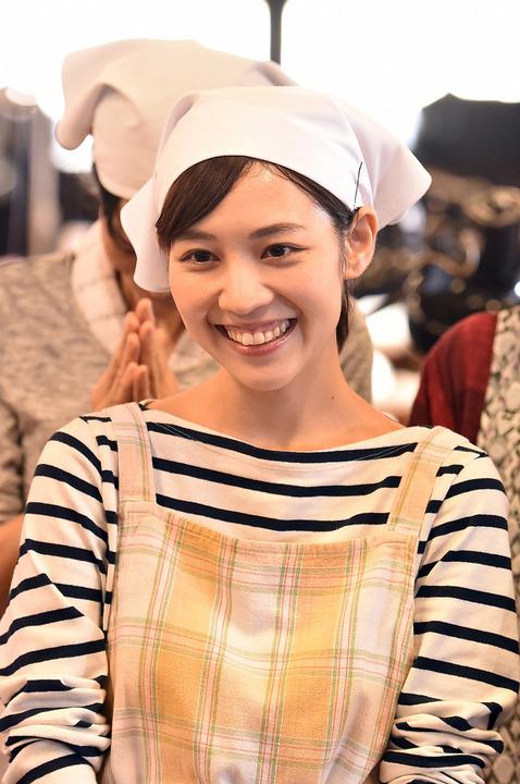 """陸王:こはぜ屋の最年少・美咲役で注目 """"ビズリーチCM美女""""吉谷彩子の横顔…"""