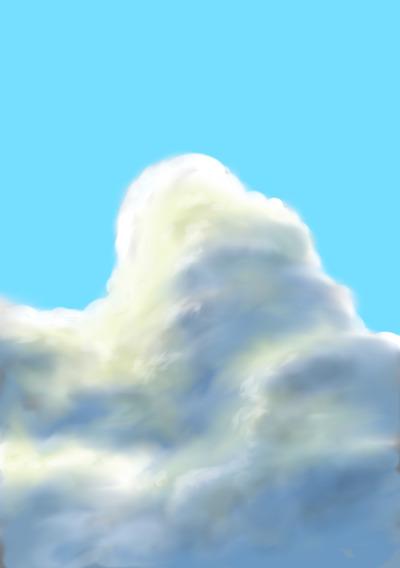 練習 雲2