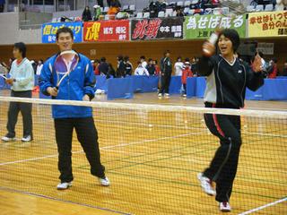 ソフトテニスチャレンジ