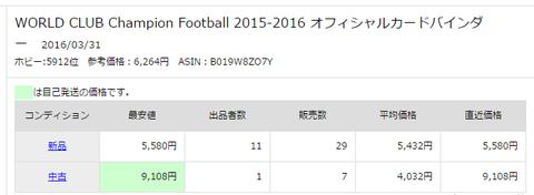 db_WCCF 2015-2016 オフィシャルカードバインダー