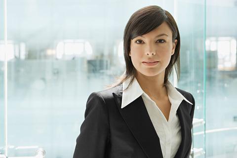 ビジネス女性