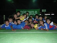 2009/8/30 フットサル
