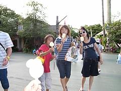 東京ディズニーランド_20090814 6