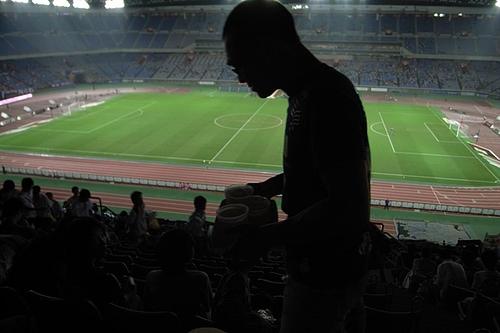 2009/8/1マリノス-サンガ 2