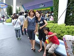 東京ディズニーランド_20090814 1
