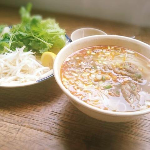 ベトナム 牛肉のフォー