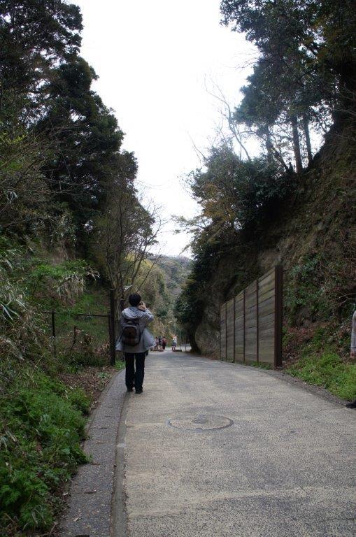 �亀ヶ谷坂