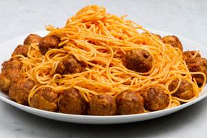 「カリオストロの城」のスパゲティーが食べられる! アニメの食事を再現する「アニ飯屋」始動