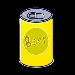 酒 缶ビール