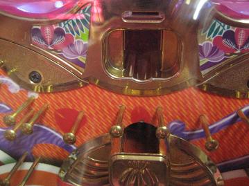 パチンコの釘ボーダー