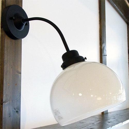 後藤照明 電柱型ブラケット鉄鉢(屋内用)