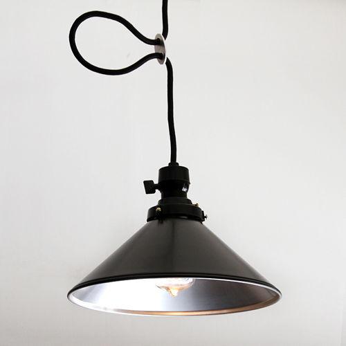 後藤照明バイスロウ アルミP5墨黒CP型
