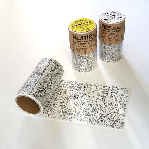 NuRIE テープ 9cmx5m