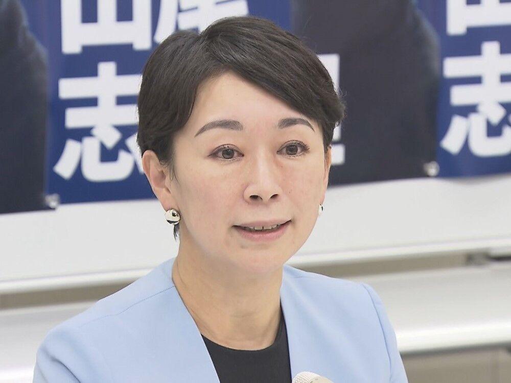 【山尾志桜里】SNS写真リニューアル