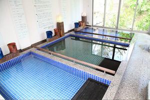ミネラル浴