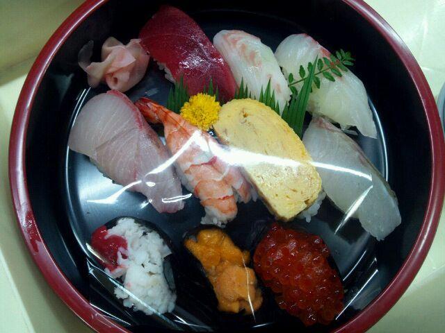 特上にぎり at 寿司 ふなき SnapDish 料理カメラ