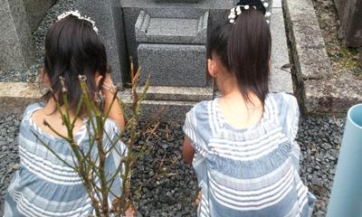 110619お墓参り