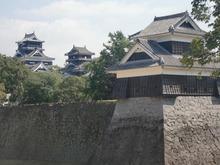 清々しい熊本城