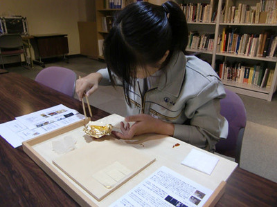 3-131031中学生の体験学習
