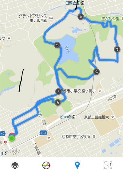 11-相棒ゴンタくんと宝ヶ池山間園路