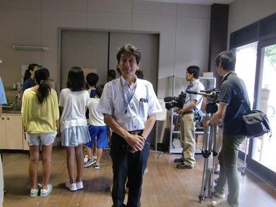 3-150806福井教区若狭組少年連盟様 仏壇工房体験