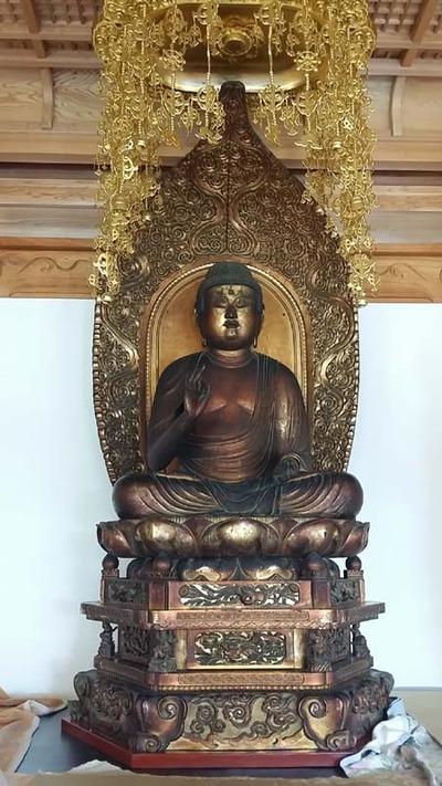 5-悠久の歴史を持つ無量寿福寺様ご納入
