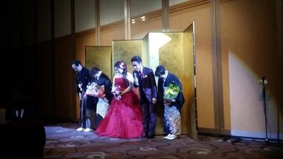 5-151122高知 教楽寺様結婚披露宴