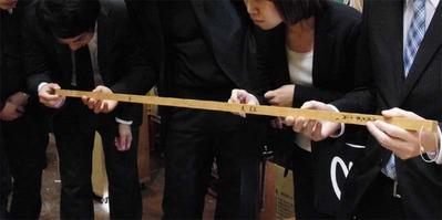 3-信用保証協会様 京仏具工房見学