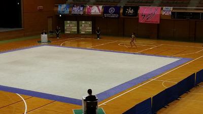 6-橿原神宮と新体操