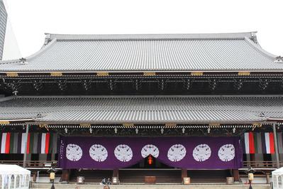 東本願寺さん御影堂