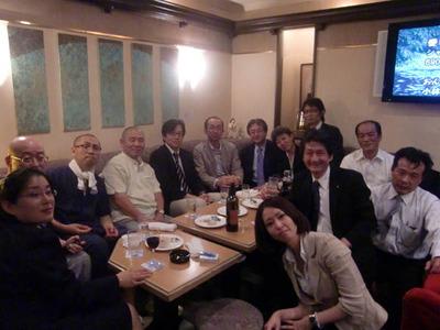 名古屋セミナー後の交流会