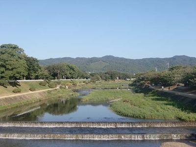 6.賀茂川から船山