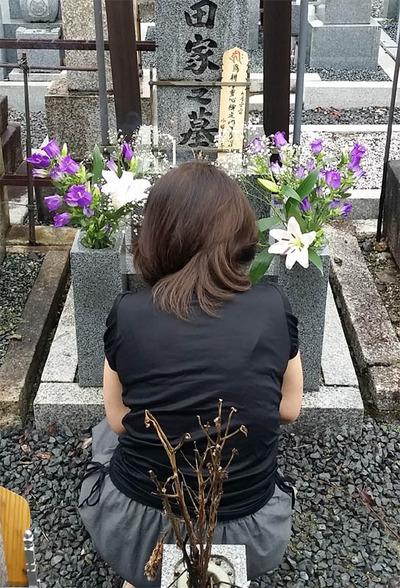 2-160619静寂な墓参り