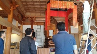 3-悠久の歴史を持つ無量寿福寺様ご納入