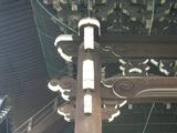 1-御影堂門の木鼻