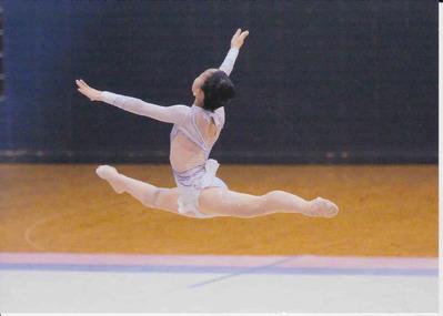 6-メイさんの新体操