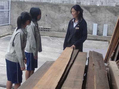 1-131031中学生の体験学習