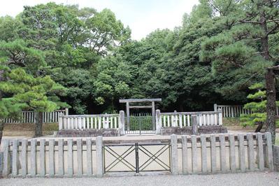 6-綏靖(すいぜん)天皇陵