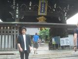 西本願寺無量寿堂さんへおまいり